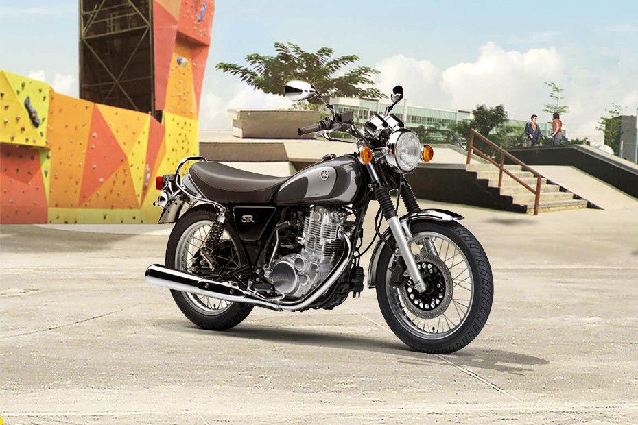 Photo of Yamaha SR400