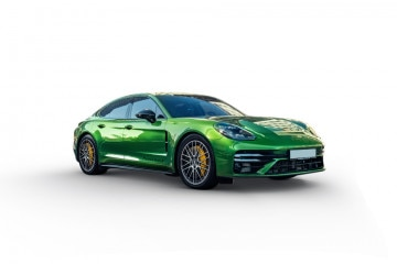 Photo of Porsche Panamera STD
