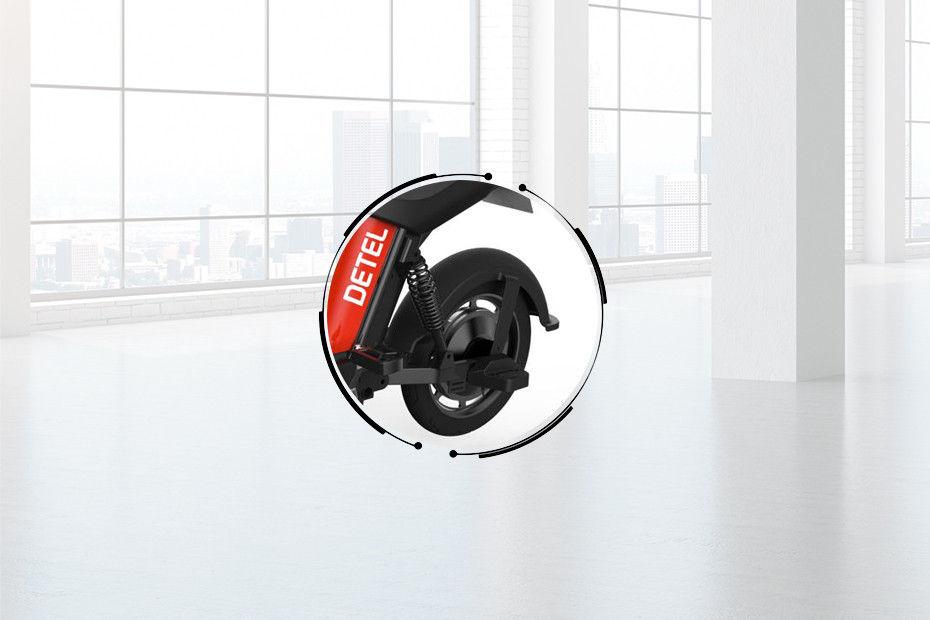 Photo of Detel EV Easy Plus