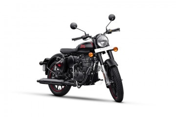 Photo of Royal Enfield Classic 350 Classic Black