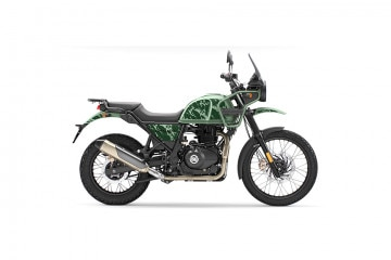 Photo of Royal Enfield Himalayan Granite Black