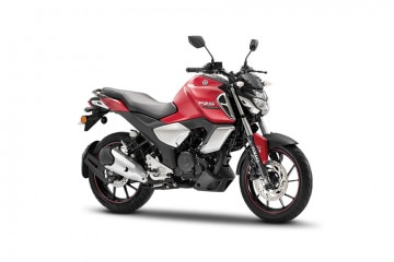 Yamaha FZS-FI V3 STD offers