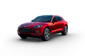 Photo of Aston Martin DBX V8