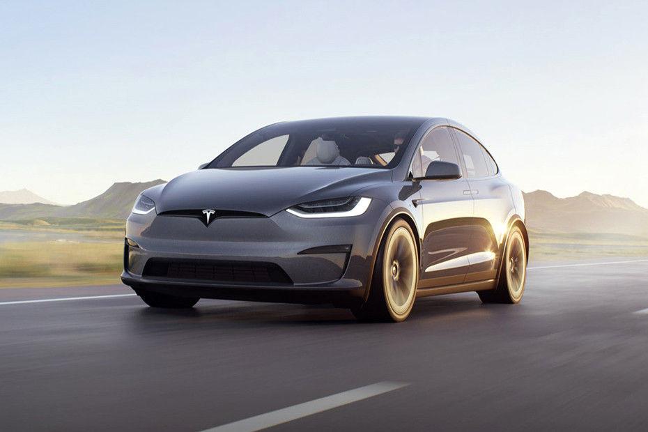 Photo of Tesla Model X