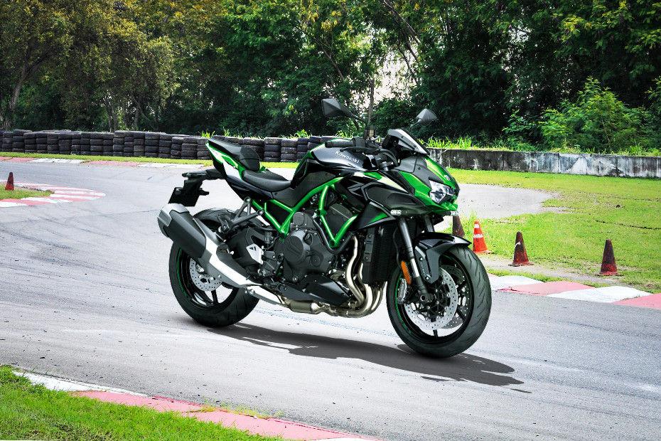 Photo of Kawasaki Z H2