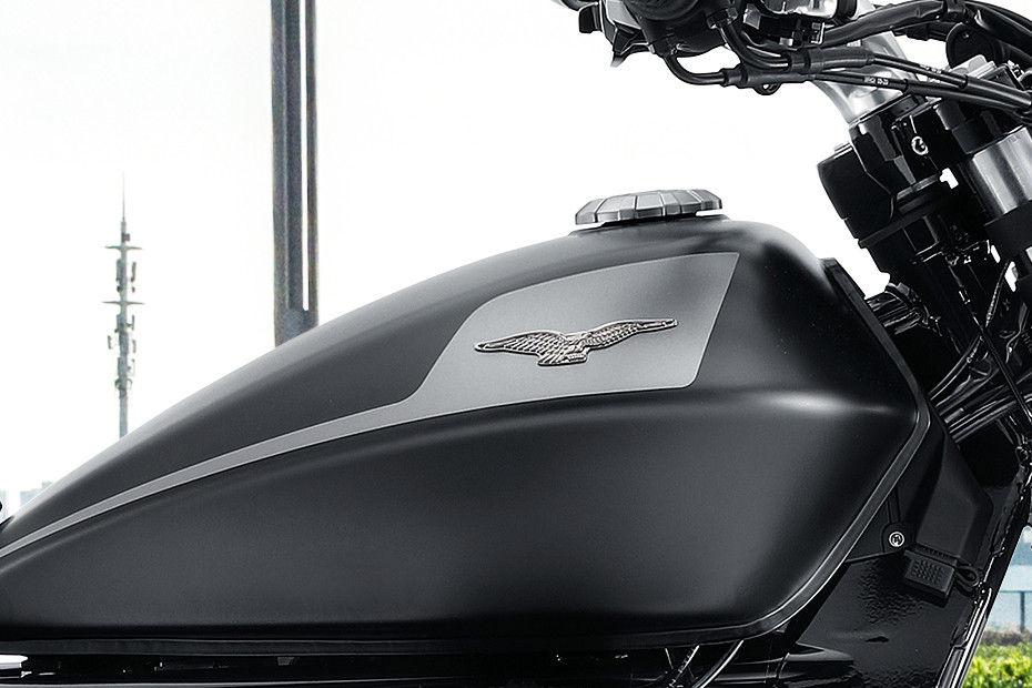 Photo of Moto Guzzi V9