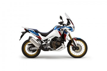 Photo of Honda CRF1100L Africa Twin Manual