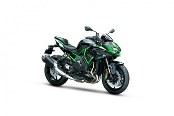 Photo of Kawasaki Z H2 STD