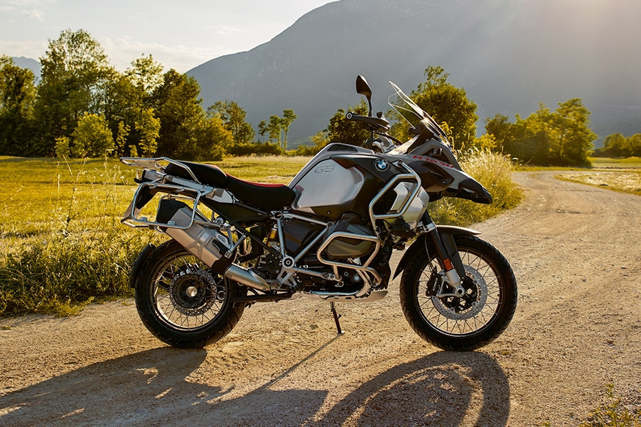 Right Side View of R 1250 GS Adventure