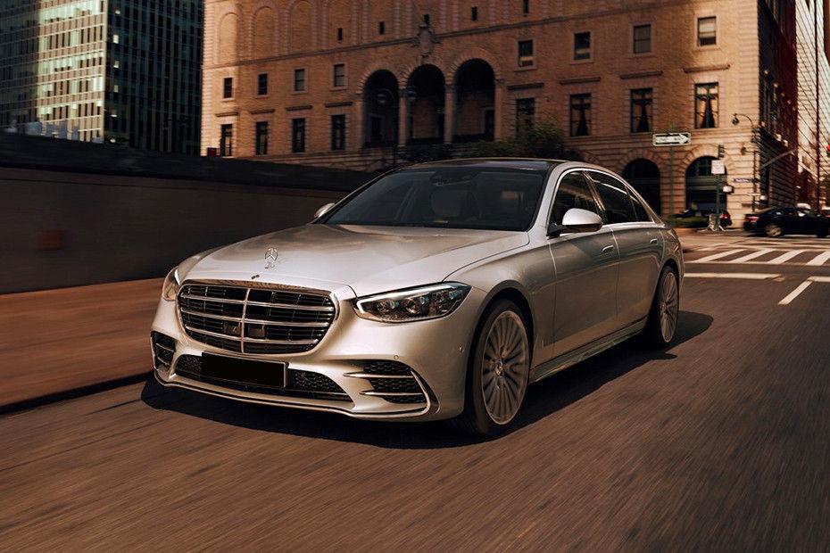 Photo of Mercedes-Benz S-Class