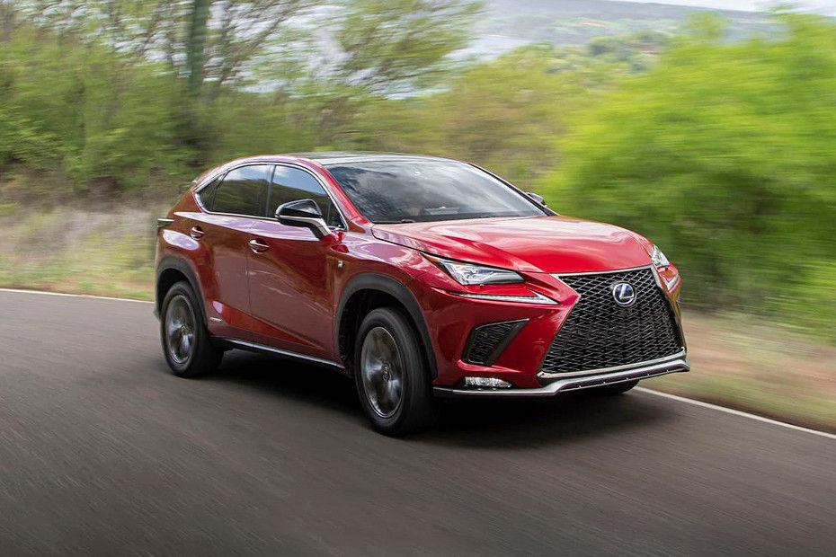 Photo of Lexus NX
