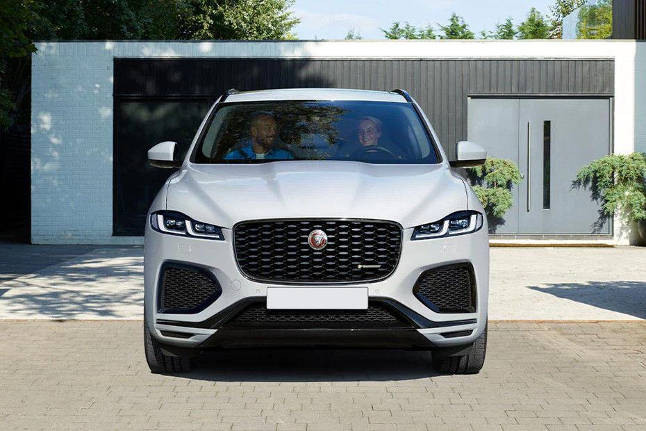 Photo of Jaguar F-Pace