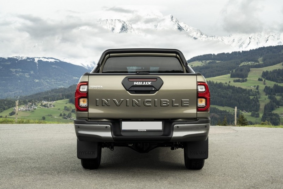 Photo of Toyota Hilux