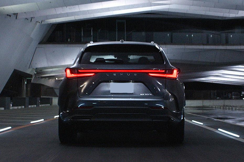 Photo of Lexus NX 2022