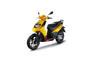 Photo of Aprilia SR 125 Analog