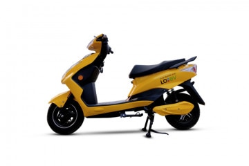 Photo of BattRE Electric Mobility LoEV