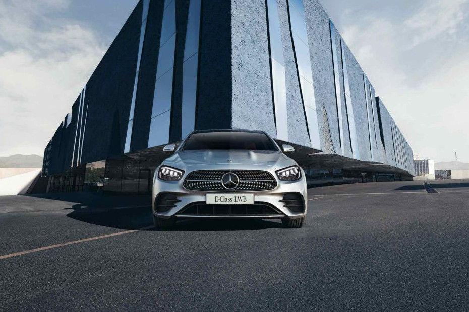 Photo of Mercedes-Benz E-Class
