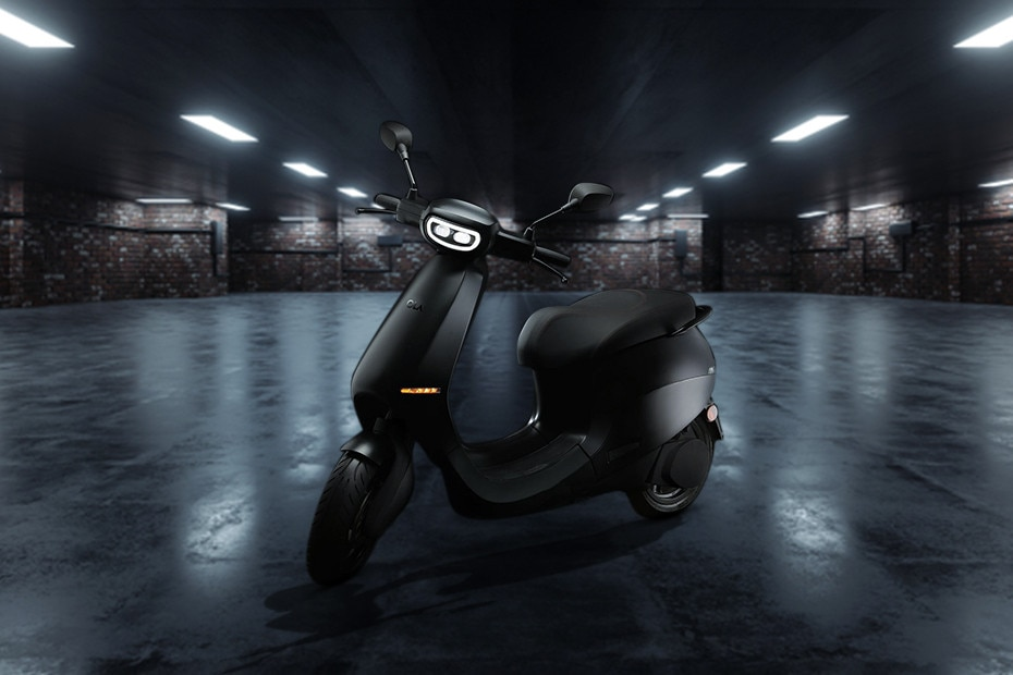 Photo of Ola Scooter