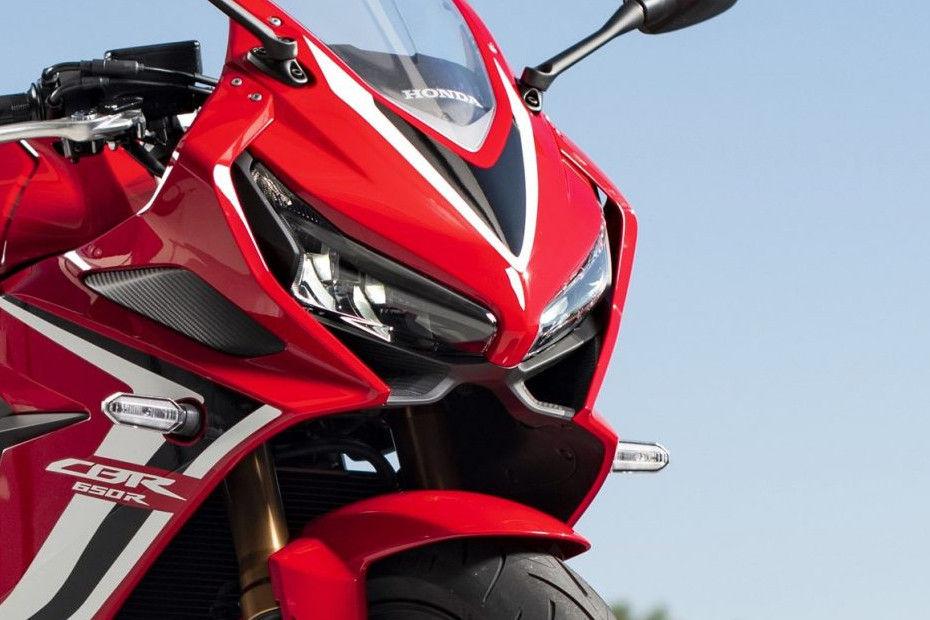 Photo of Honda CBR650R