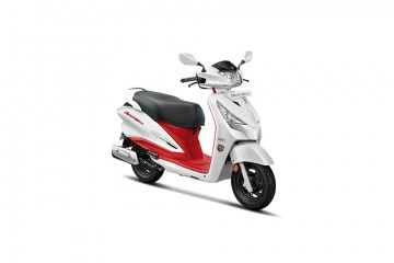 Hero Moto Corp Destini 125 LX BS6 offers