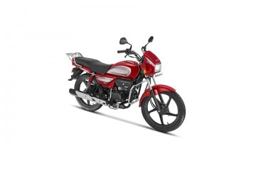 Photo of Hero Splendor Plus Kick with Alloy wheel BS6