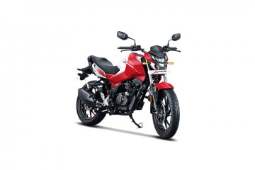 Hero Moto Corp Xtreme 160R Double Disc offers