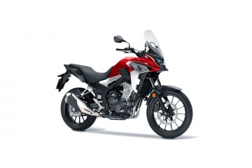 Photo of Honda CB500X STD