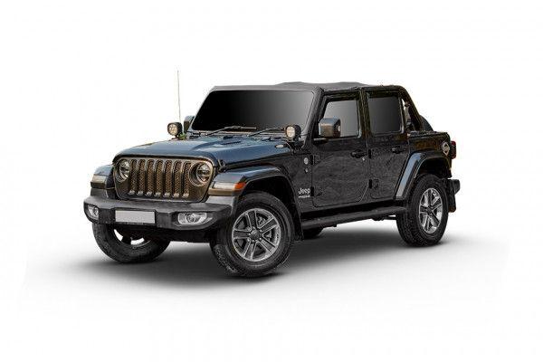 Photo of Jeep Wrangler