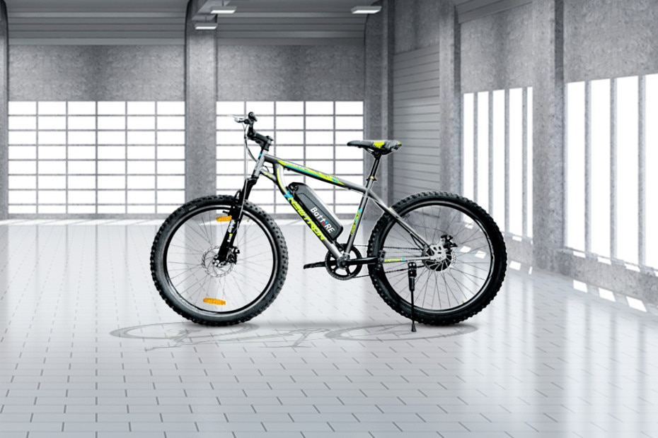 Photo of BattRE Electric Mobility Newtron