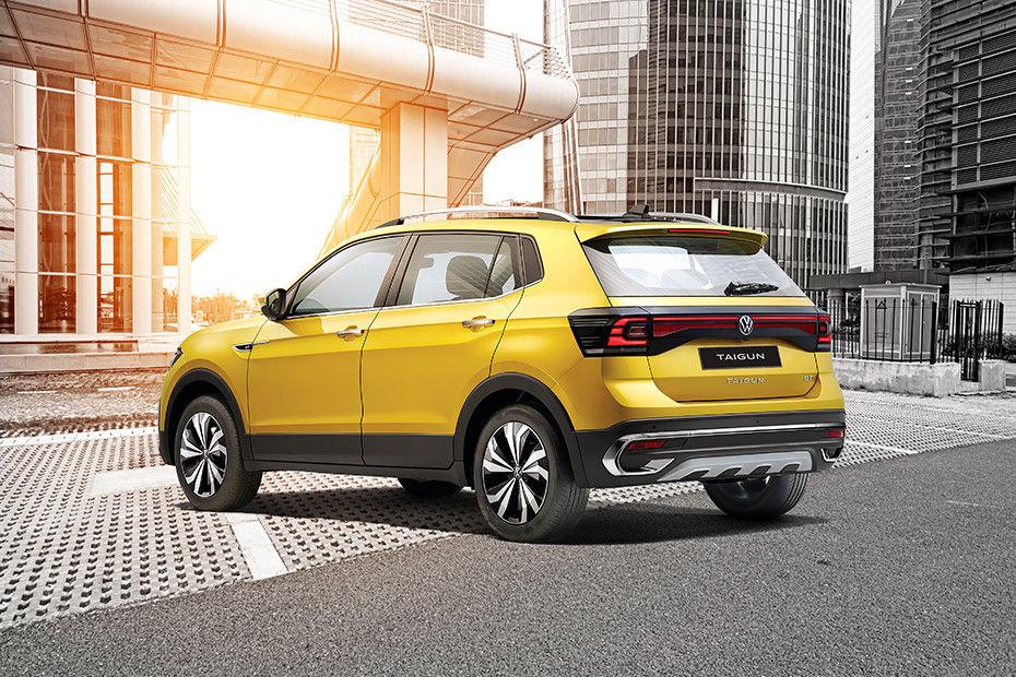 Photo of Volkswagen Taigun