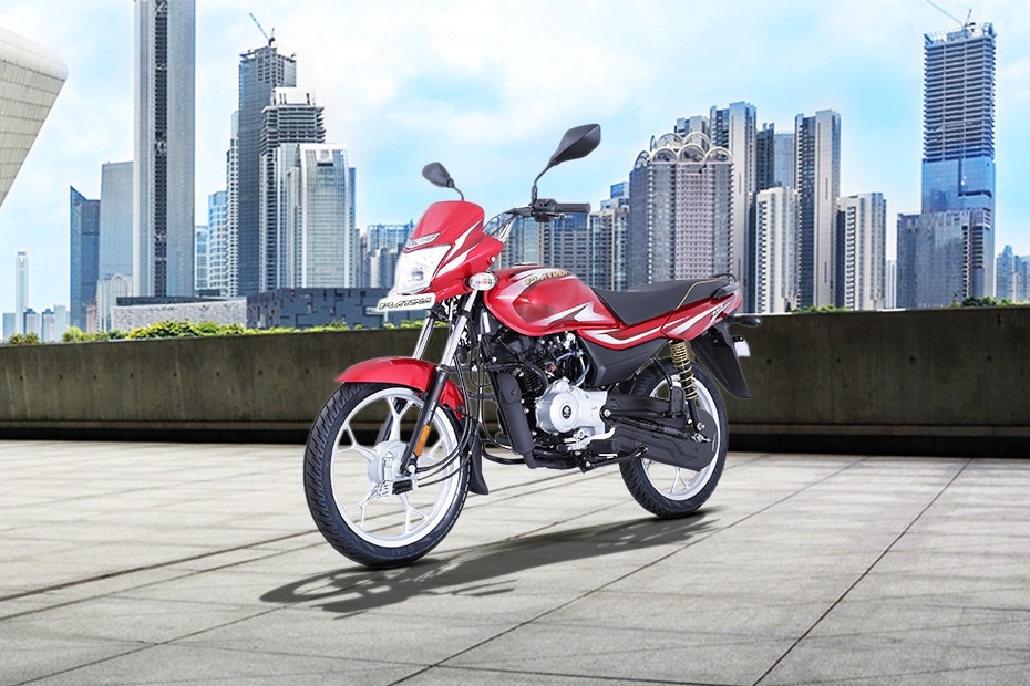 Photo of Bajaj Platina 100