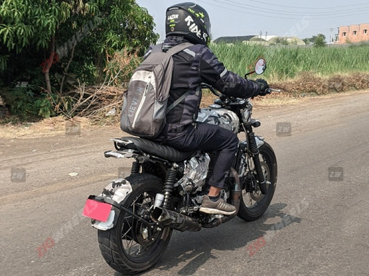 Photo of Yezdi Motorcycles Roadking Scrambler
