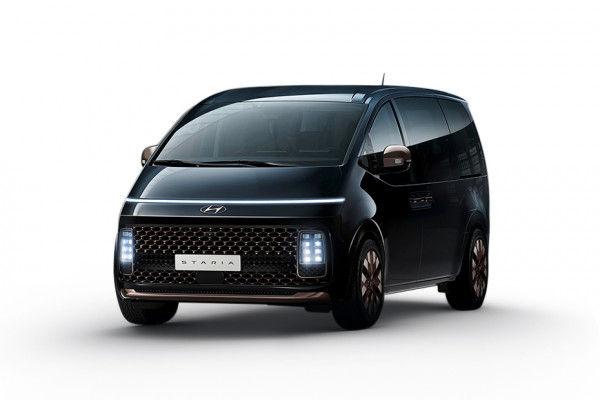 Photo of Hyundai Staria