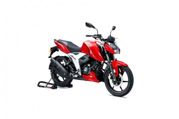 Photo of TVS Apache RTR 160 4V Drum