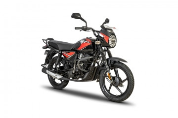 Photo of Bajaj CT110 ES Alloy BS6