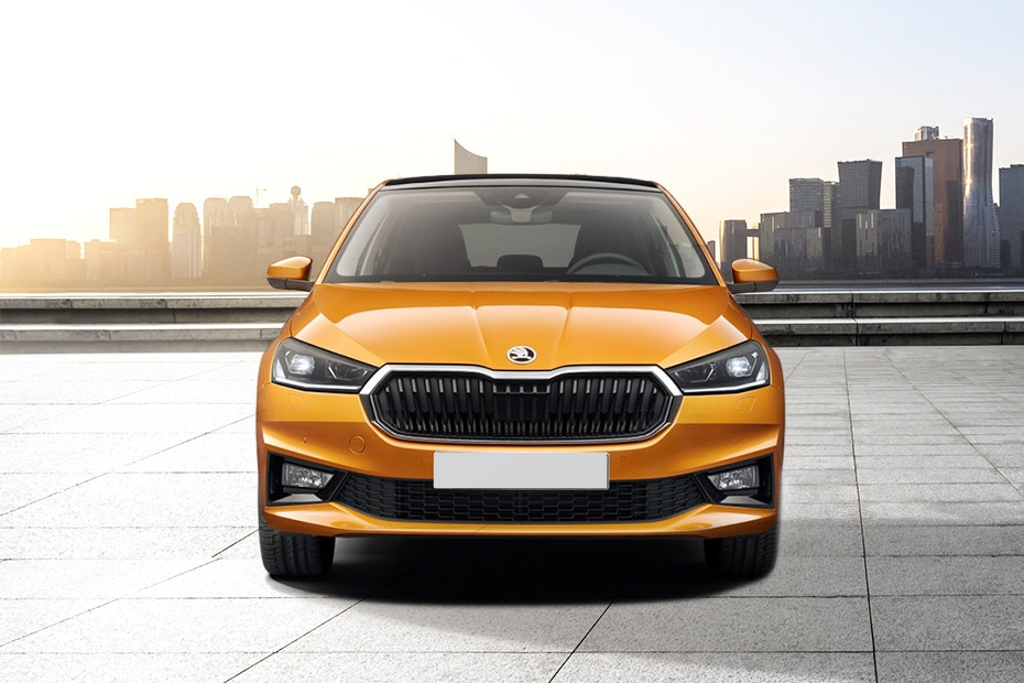 Front Image of Fabia 2022