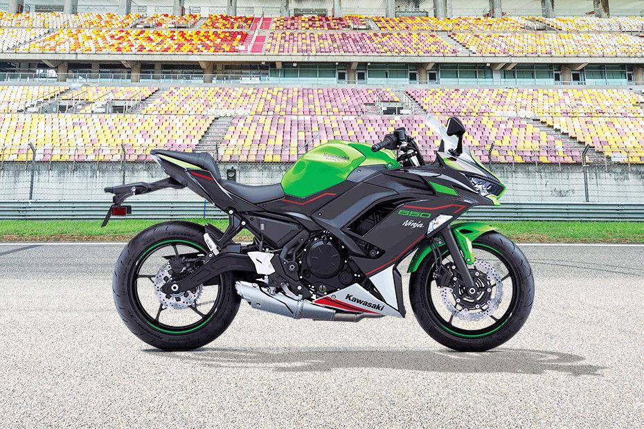 Photo of Kawasaki Ninja 650