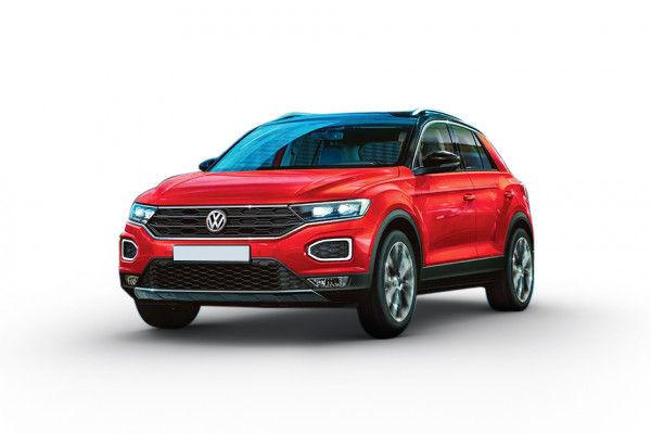 Photo of Volkswagen T-Roc