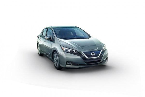 Photo of Nissan Leaf