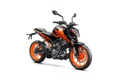 Photo of KTM 200 Duke