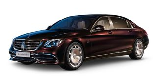 Mercedes Benz S Class Maybach S650 Price In India Specification