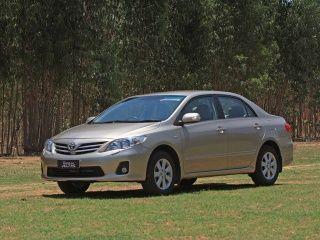 New Toyota Corolla Altis : ZigWheels Drive