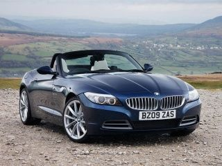 bmw z4 exterior interior and drive shots