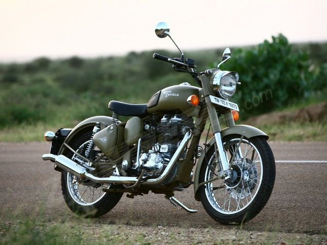 Bullet Bike Images In Hd: New Royal Enfield Classic 500: Desert Storm And Chrome