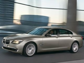 BMW 7 Series In Pictures
