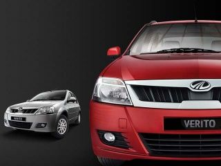 Mahindra Verito face-lift : In Pictures!