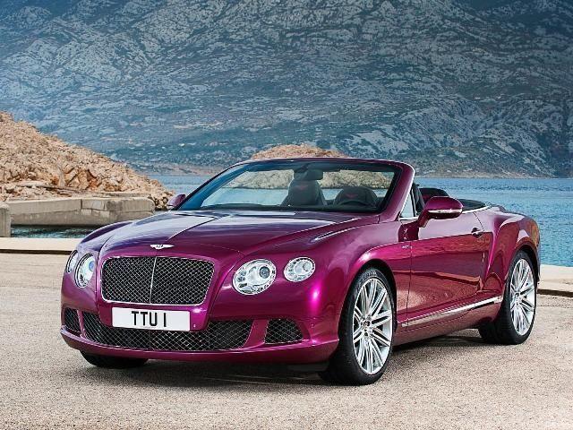 2013 Bentley Continental Gt Speed Convertible In Pictures Zigwheels