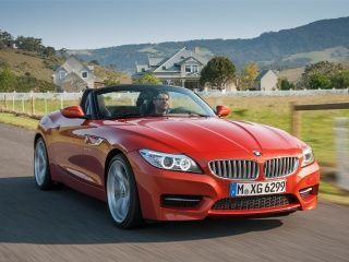 2013 bmw z4 in pictures
