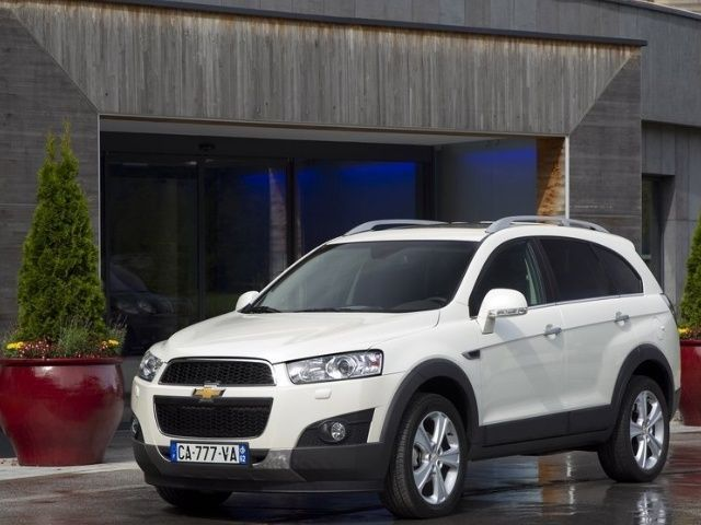 Chevrolet Captiva Price Images Specifications Mileage Zigwheels