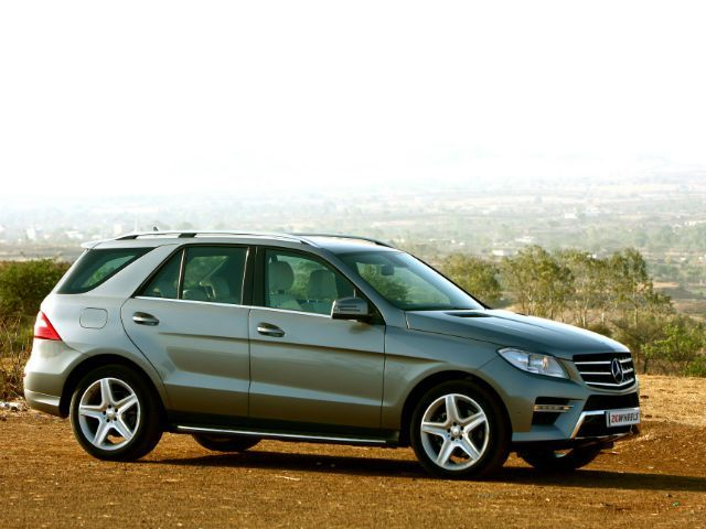 Roadtest Mercedes Benz Ml